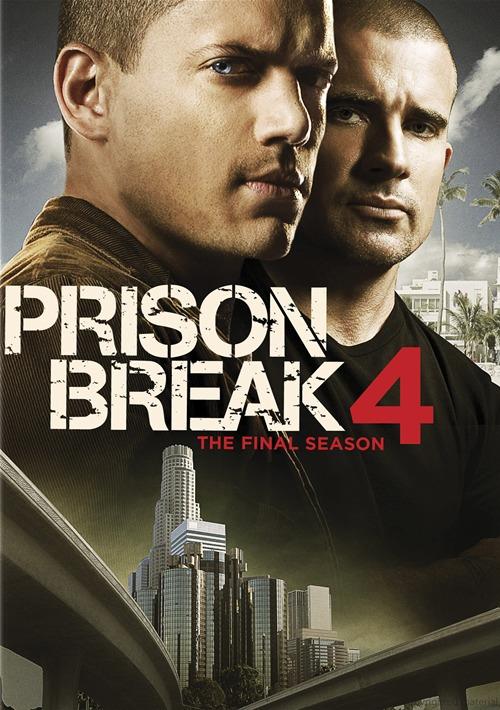 Prison Break – Temporada 4 [7xDVD]